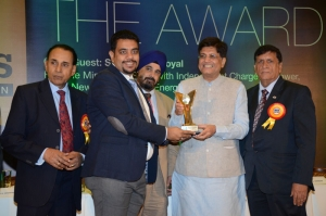 Star Performer Award for Export Excellence