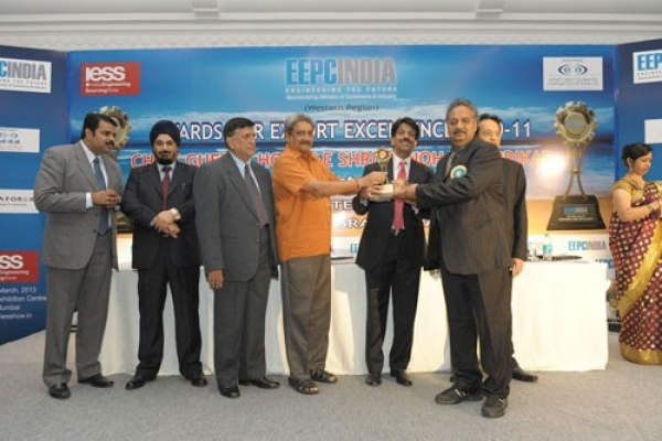 EEPC award for export excellence