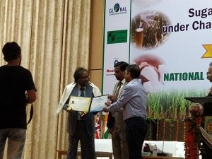 NSI Award to GD Agarwal